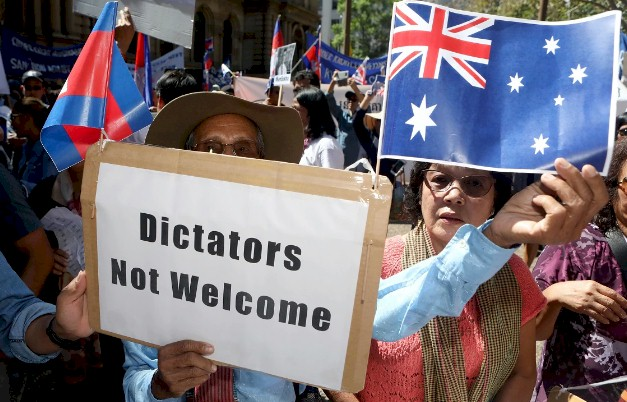 The RINJ Foundation ASEAN Australia March 18 2018 - Australians nit missing Duterte