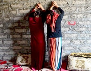 Yazidi Rape Survivors