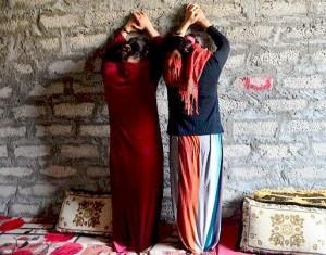 Yazidi Rape Survivors