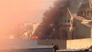The-RINJ-Foundation-ISIS-Burning-Churches-In-Mosul