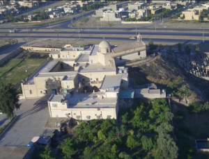 The-RINJ-Foundation-isis-blows-chaldean-church-monastery