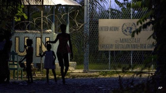 RINJ Consultative Process - Peacekeeping Gender Change