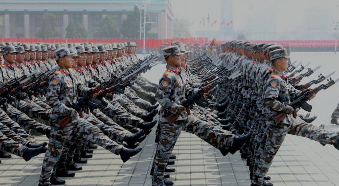 USA-NK Crisis heading for nuclear war.