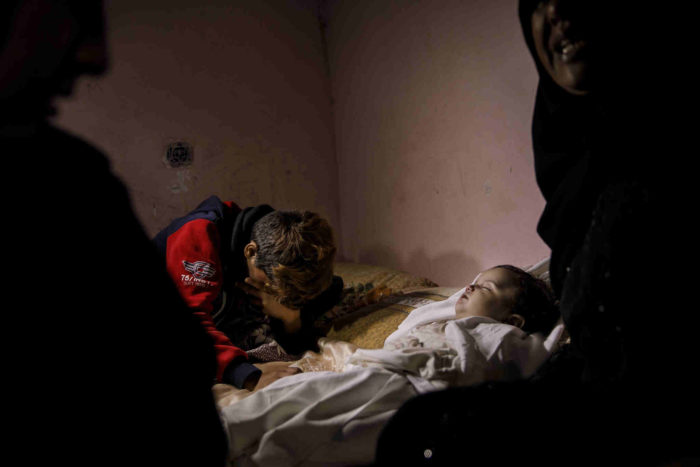 Vulnerable Children Perish in Gaza