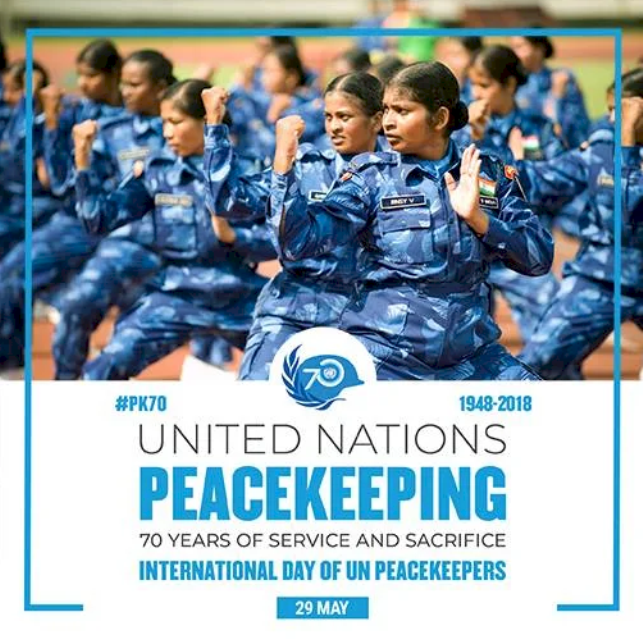 Women Peacekeepers - More Needed