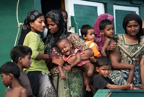 Antonio Guterres on Myanmar's Rohingya Genocide