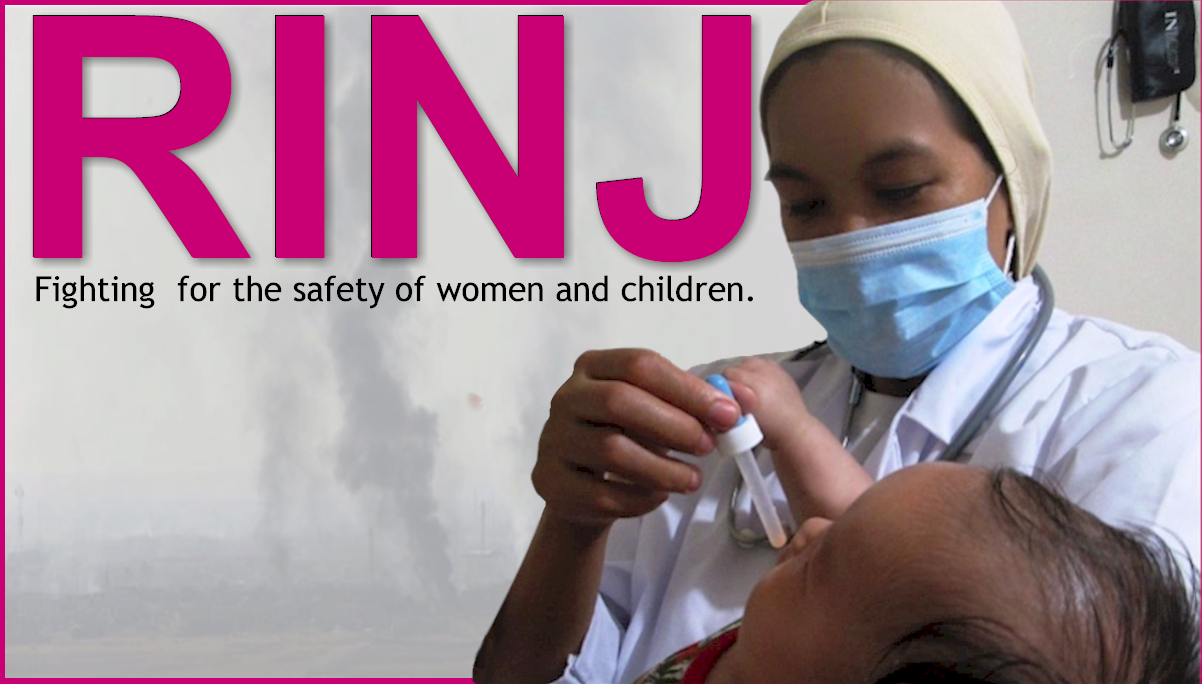 RINJ: Fighting for the safety of women and children around the world.